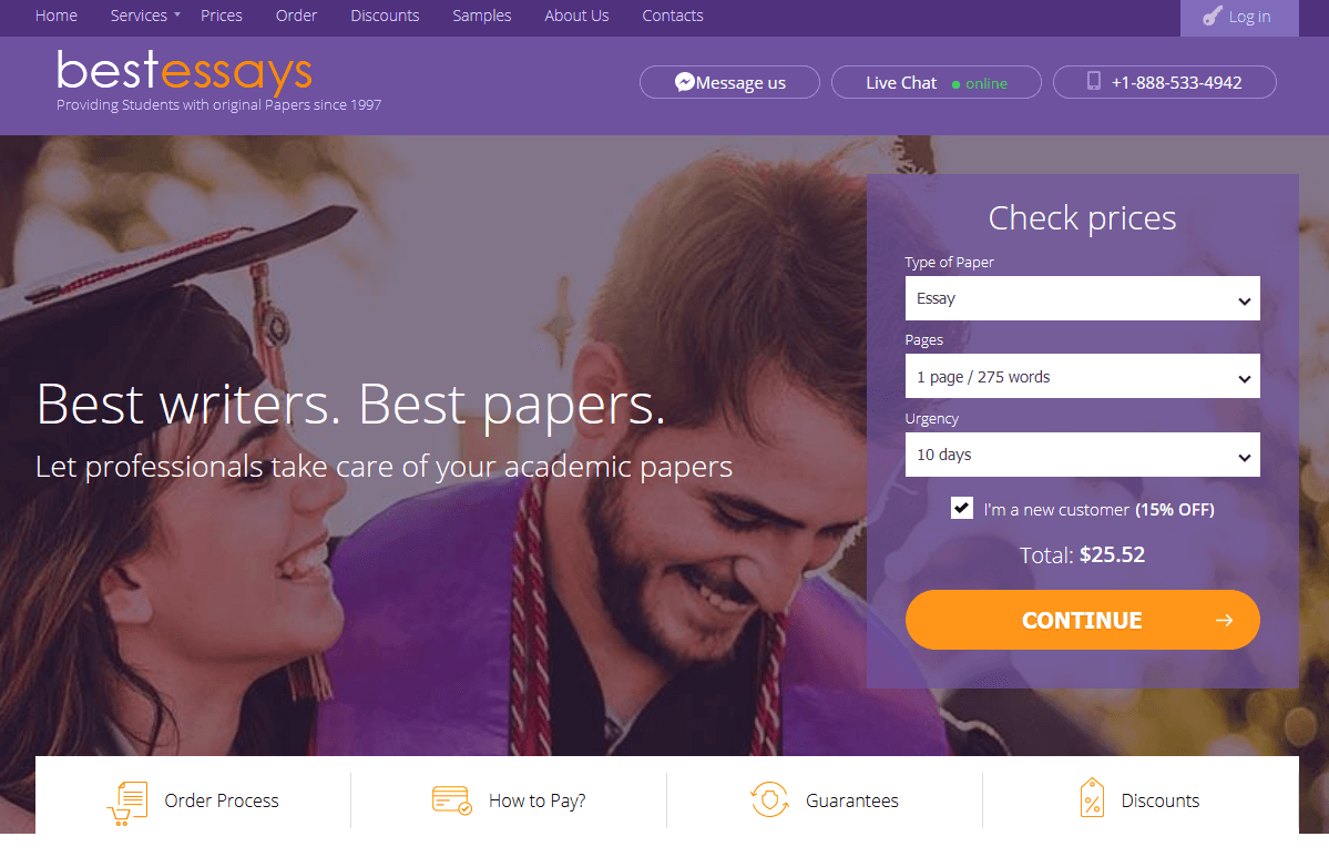 bestessays.com overview