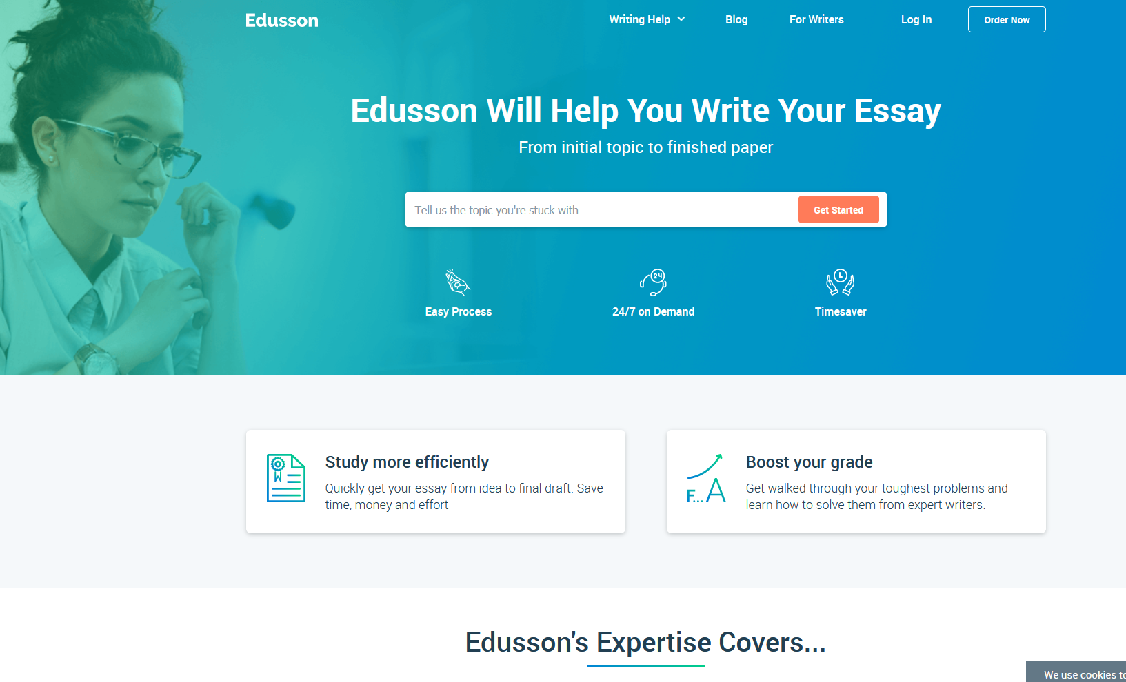 edusson.com overview