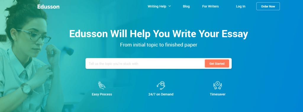 Edusson.com review