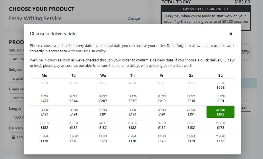 ukessays-prices